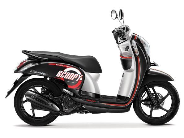 Honda Scoopy eSP sporty (1)
