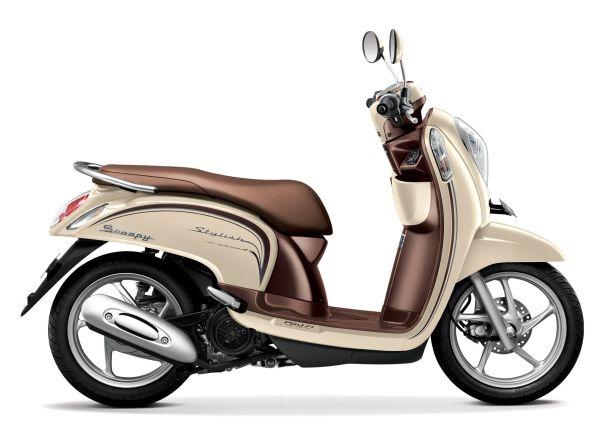 Honda Scoopy eSP Stylish otomercon (2)