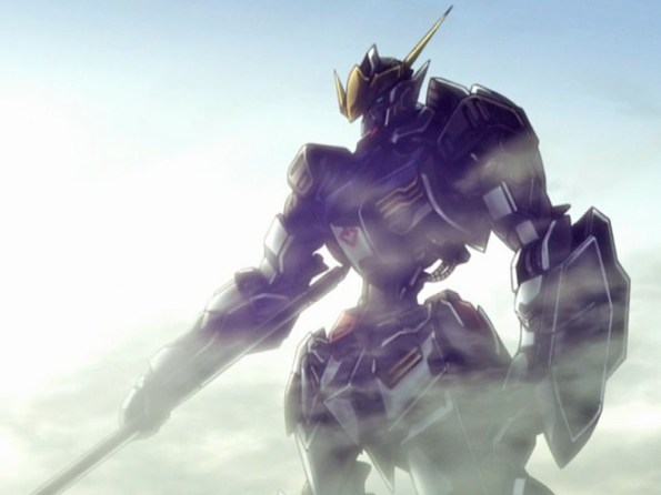 Mobile suit gundam iron blood orphans (2)