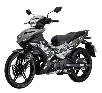 Yamaha Exciter army (1)