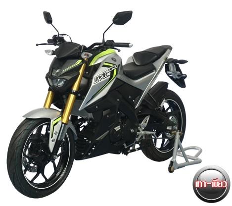 2016 Yamaha m-slaz otomercon (1)