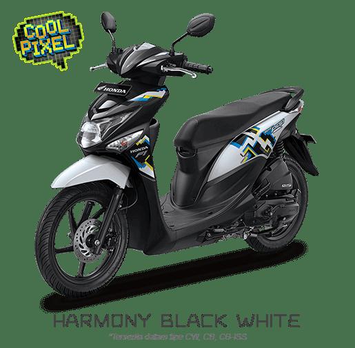 Pilihan Warna Honda BeAT Pop 110 eSP 2016 Terbaru: Meriah dan Ceria7