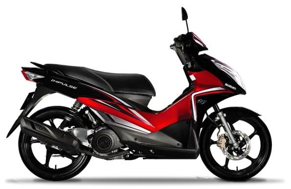 Suzuki Impulse 125 Vietnam otomercon (1)