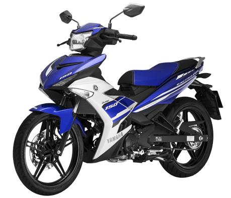 Yamaha Exciter 150 rc gp vietnam 2016 front otomercon (1)