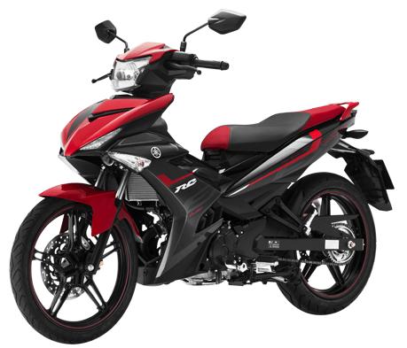 Yamaha Exciter 150 rc gp vietnam 2016 front otomercon (3)
