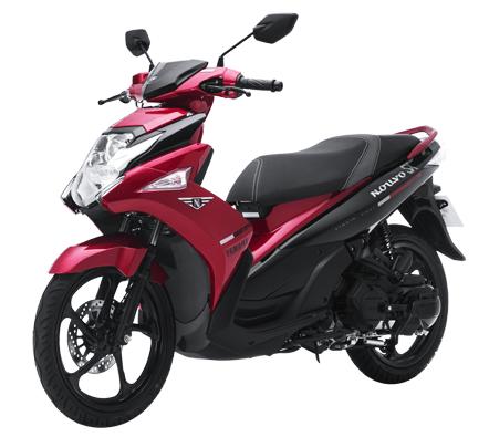 Yamaha Nouvo 125 SX 2016 vietnam otomercon front (1)