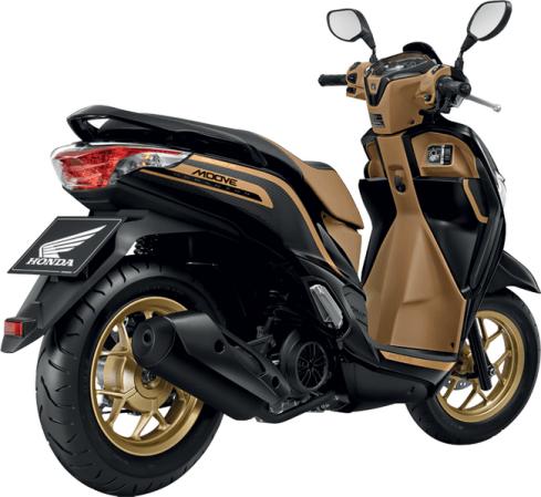 Honda Moove 2016 Thailand (5)