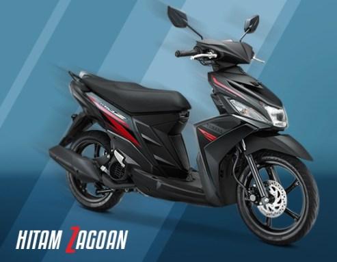 Yamaha Mio Z 125cc Bluecore 2016 otomercon (2)