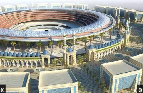 Makkah Masjidil Haram 2020 (8)