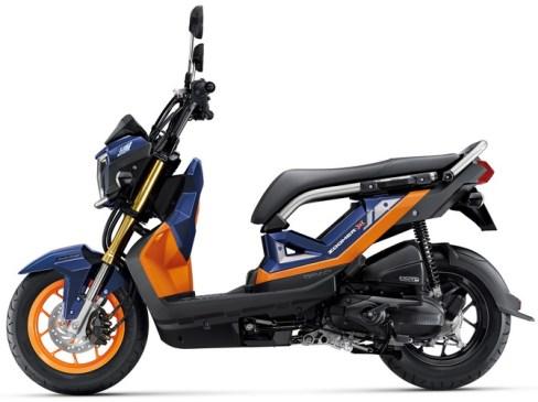 Honda Zoomer X galeri 2016 (3)