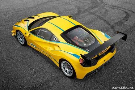2017 Ferrari 488 Challenge EVO