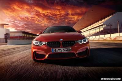 2018 BMW M4 Coupe Pist
