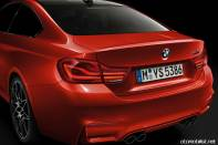 2018 BMW M4 Coupe arka