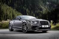 Bently 2017 Continental Supersports static