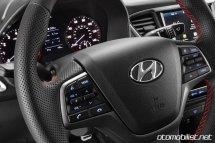 yeni Hyundai Accent direksiyon kumanda saatler