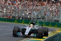 Formula 1 Avustralya GP Lewis Hamilton
