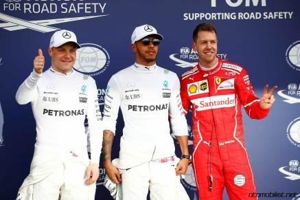 Formula 1 Avustralya GP qualifying