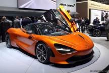 2018 McLaren 720S 2017 Cenevre Otomobil Fuar GimsSwiss
