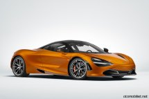2018 McLaren 720S Static