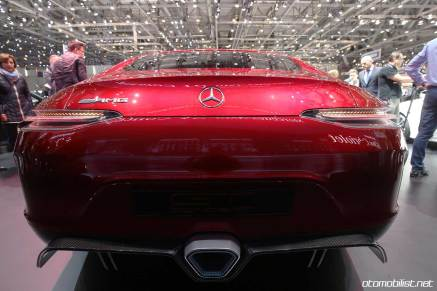 Mercedes-AMG GT Concept EQ Power+
