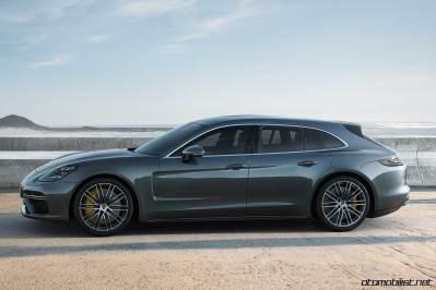 2018 Porsche Panamera Sport Tourismo profil