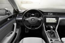 2018 Volkswagen Arteon Elegance direksiyon
