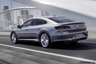 2018 Volkswagen Arteon Elegance