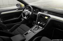2018 Volkswagen Arteon Elegance R-Line konsol