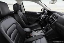 Volkswagen 2018 Tiguan +2 Allspace koltuklar direksiyon