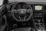 2018 Seat Ateca FR konsol