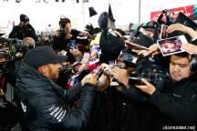 Lewis Hamilton imza