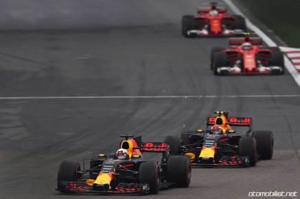2017 Formula 1 Chinese Grand Prix race