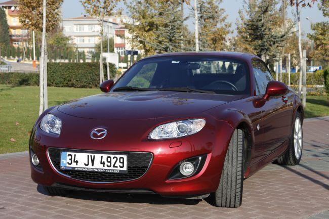 Mazda MX – 5 Roadster; Sportif Sürüş Keyfini MX-5 ile Yaşayın