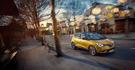 Renault'dan 2016 Cenevre Otomobil Fuarı'nda İki Dünya Prömiyeri Yeni Scenic Ve Yeni Megane Sport Tourer