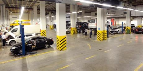 Avek Otomotiv Türkiye'de Bir İlke İmza Atacak Filolara Özel Volkswagen Servisi Başlıyor