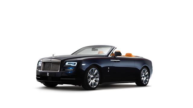 Rolls-Royce: Dawn ile'Baştan Çıkarıcı Karşılaşma'