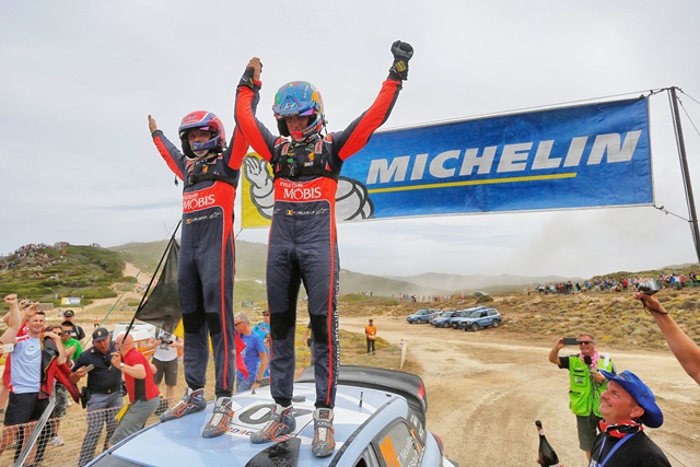 MOTORSPORT : WRC ITALY SARDEGNA - WRC - 12/06/2016