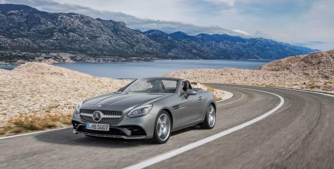 Yeni Mercedes-Benz SLC Türkiye'de