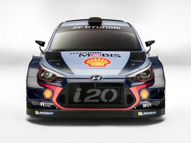 Hyundai i20 Coupe WRC - 5