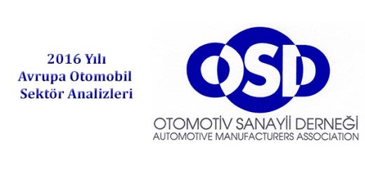 OSD – Avrupa Otomobil Sektörü Analizi