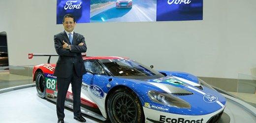"""Ford Yeni Modellerle """"Bir Başka"""" Diyor,  Autoshow'da GT Race Car Rüzgarı Esiyor"""