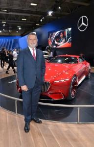 Mercedes-Benz Otomobil Grubu Direktörü Şükrü Bekdikhan