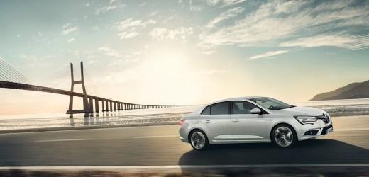 Renault Megane Sedan  Türkiye'de Yılın Otomobili Seçildi!
