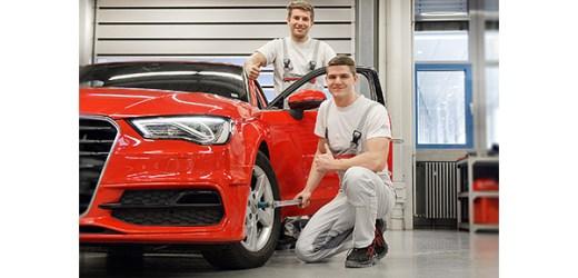 Audi çalışanlarının fikirlerini dinledi 2017 yılında 108,6 milyon Euro tasarruf etti