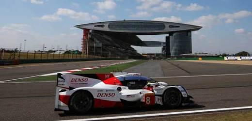 Toyota Dünya Dayanıklılık Şampiyonası'nda Liderliğini Pekiştirecek