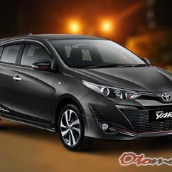 New Yaris Trd Sportivo Cvt 2018 Brand Toyota Camry Muscle Harga 2019 Tipe Manual Matic Otomotifo Fitur