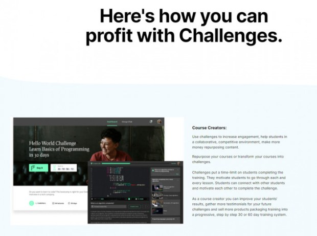 Challenges Software by Sam Bakker 7