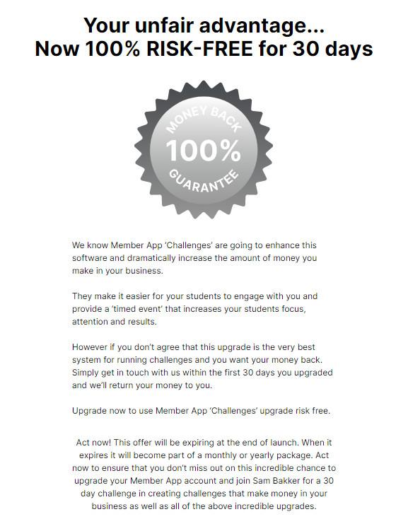 Challenges Software by Sam Bakker 8