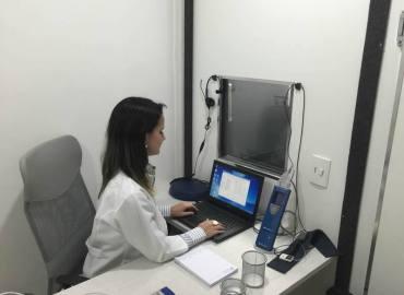 Teste de Processamento Auditivo Central (PAC)