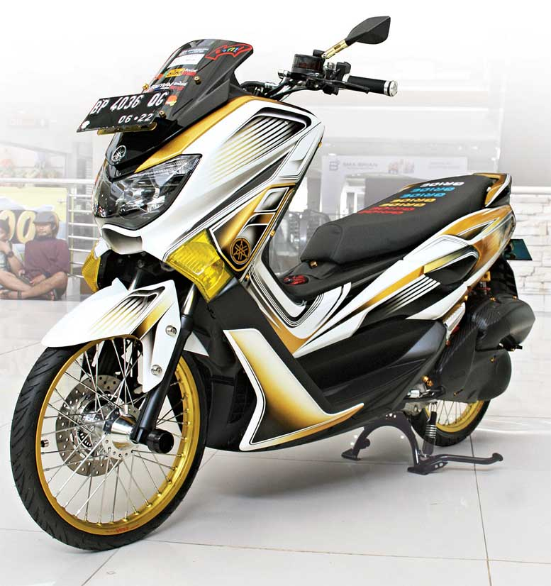 grand new avanza matic review indonesia yamaha nmax '17 - batam : look style